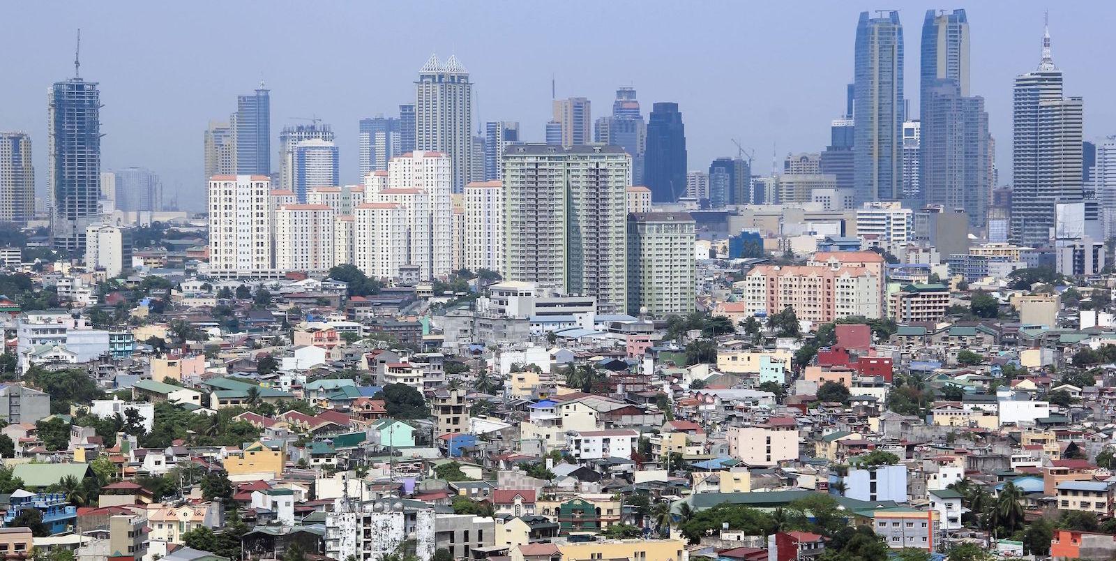 Manila, Filippinerne